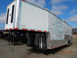 2014 FREEDOM 8.5X33TA4G CONCESSIONS TRAILER,  LENGTH: 30FT , HEIGHT 8.5FT -