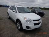 2015 CHEVROLET EQUINOX SUV, 81k+ miles  4 CYL. GAS, AT, PS, AC, S# 41118