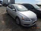 2015 NISSAN SENTRA CAR, 95,940 miles  4 CYLINDER GAS, AT, PS, AC S# 293660