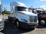 2014 INTERNATIONAL PROSTAR PLUS TRUCK TRACTOR, 376K+ MILES  NAVISTAR DIESEL