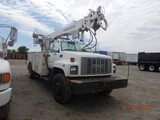 2002 GMC C8500 DIGGER TRUCK, 73,088+ miles on meter/2889 hrs  CAT 3126, AUT