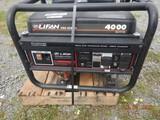 LIFAN PRO SERIES 4000 WATT GENERATOR,