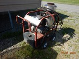 WHITCO STEAM CLEANER,  HONDA GAS ENGINE