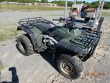 2000 HONDA FOUR TRAX 300 4 WHEETER ATV,  NEDDS REPAIR