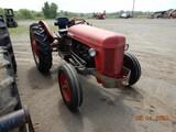 FERGUSON 30 WHEEL TRACTOR,  4 CYLINDER GAS, 3 POINT, S# 105505