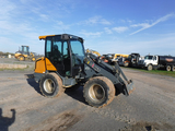 2014 GIANT V6004 WHEEL LOADER, 1190 HRS  X-TRA SERIES, CAB, AC, QUICK CONNE