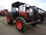 2013 KUBOTA M9960D WHEEL TRACTOR, 3225 HRS  4X4, KUBOTA DIESEL, LEFT HAND H