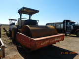 """2008 DYNAPAC CA362 ROLLER, 2500+ HRS  84"""" SMOOTH DRUM + PADFOOT SHELL, CUMM"""