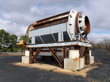 MCLANAHAN 9X16 COAL DRUM BREAKER,  **SELLS ABSENTEE**, REPO LOCATED IN MANS