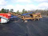 1977 JIM PYLE MIGHTY MITE ROLL CRUSHER,  **SELLS ABSENTEE**, SIZE EST 20-30