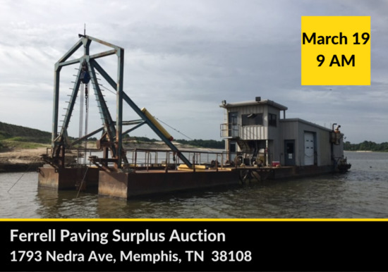 FERRELL PAVING AUCTION