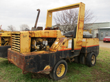 HYSTER C530A ROLLER,  PNEUMATIC WHEEL, 4 CYLINDER DIESEL S# A091C4466T C# S