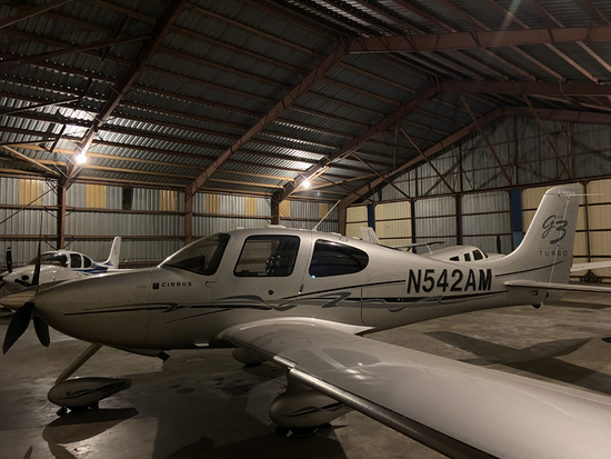 2007 Cirrus SR22-G3 Turbo Airplane