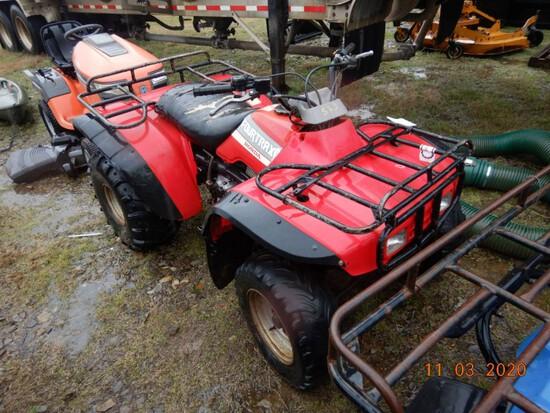 1988 HONDA FOURTRAX ATV