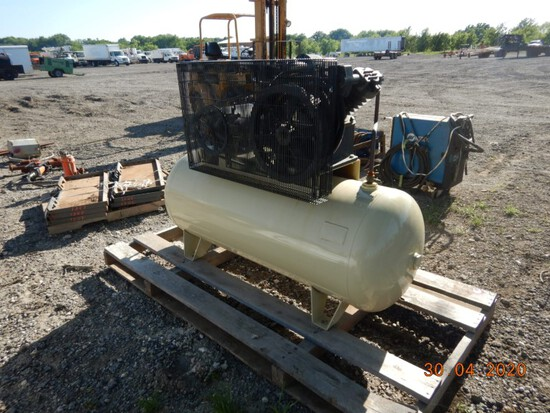 INGERSOLL RAND AIR COMPRESSOR,