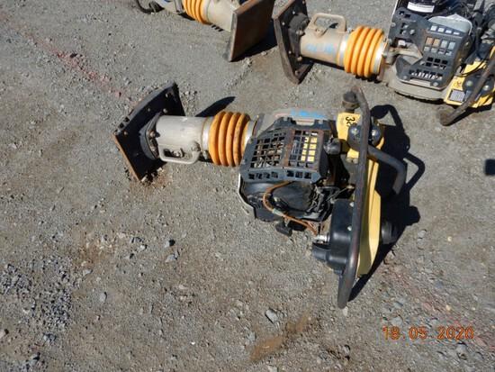 BOMAG BT6514 TAMPER,  HONDA GAS ENGINE, S# 101540566071 C# 29753