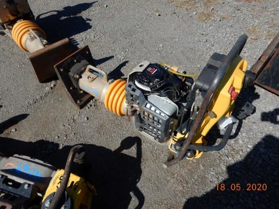 BOMAG BT6514 TAMPER,  HONDA GAS ENGINE, S# 101540582050 C# 34038