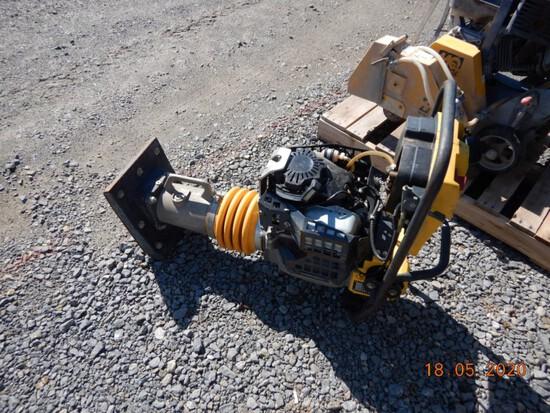 BOMAG BT6514 TAMPER,  HONDA GAS ENGINE, S# 101540582047 C# 34035