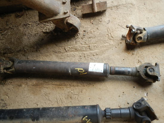 DRIVE SHAFT FOR POWER UNIT