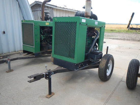 JOHN DEERE 4H115L POWER UNIT