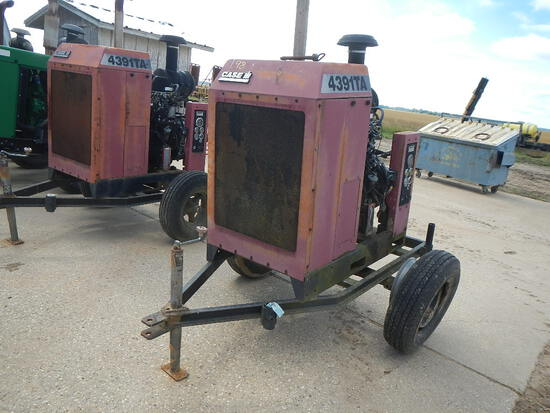 CASE/IH 4391TA POWER UNIT