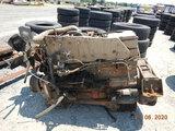 CUMMINS NT 350 DIESEL ENGINE  (LOCATED @ BLACMON YARD, 425 BLACKMON ROAD, L