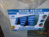 2020 STEELMAN WORK BENCH,  20-DRAWERS, 87