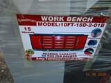 2020 STEELMAN WORK BENCH,  15-DRAWERS, 112