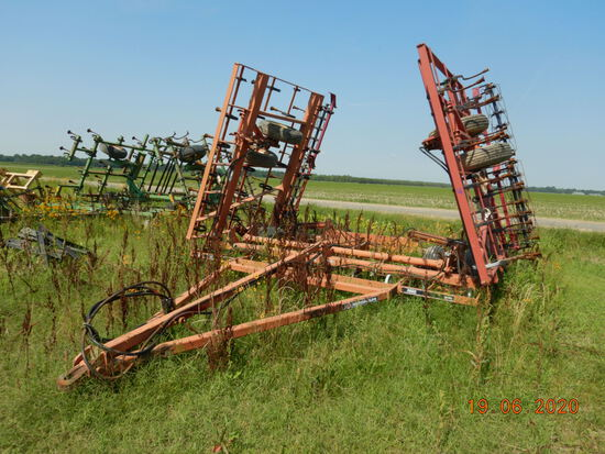 TRIPLE K,  MODEL 3500, 26', BASKETS, HYDRAULIC FOLD, LOCATION: ALTHEIMER, A