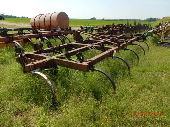 GRAHAM 3 POINT 15' CHISEL PLOW,  LOCATION: ALTHEIMER, AR