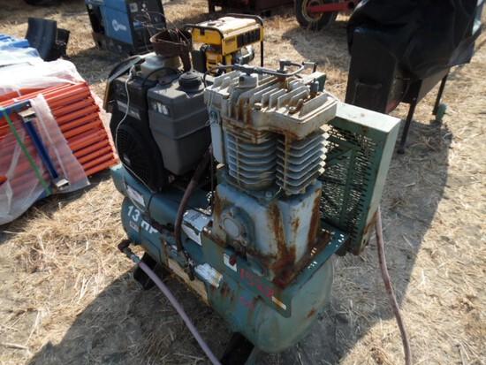 CURTIS AIR COMPRESSOR,  GAS POWERED