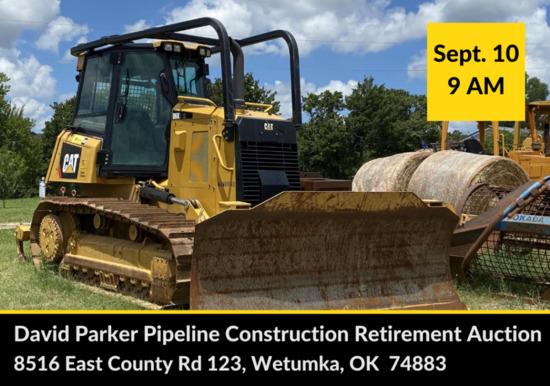 David Parker Pipeline Construction