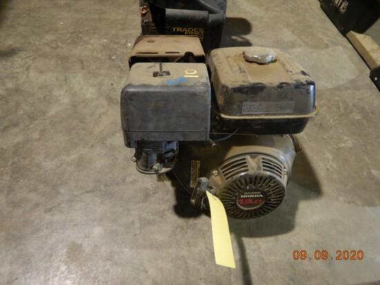 HONDA GX390 GAS ENGINE  WITH PRESSURE PUMP FOR PRESSURE WASHER