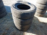 (4) 255/75R17 TIRES