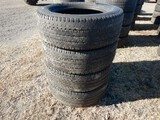 (4) 275/65R20 TIRES