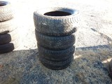 (4) 265/65R18 TIRES