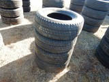 (4) 265/70R16 TIRES
