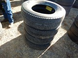 (4) 275/70R18 TIRES