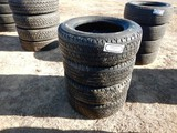 (4) 245/65R17 TIRES