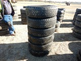(6) 245/75R17 10-PLY TIRES