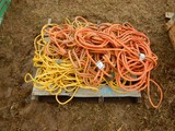 PALLET OF EXTENSION CORDS