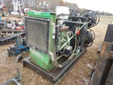 WESTERN POWER PRODUCTS HYDRAULIC POWER PACK  HYDRAULIC POWER PACK, SKID MOU