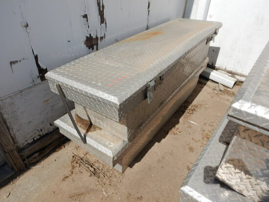 (2) CROSSBED TOOLBOXES
