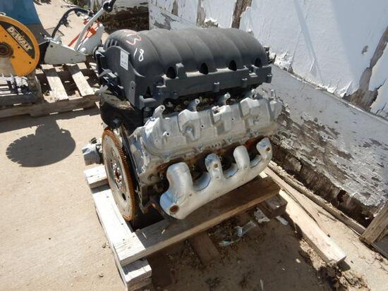 GM/CHEVY 5.3 LITER-V8 GAS ENGINE