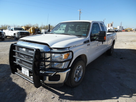 2012 FORD F-250 TRUCK, 192,902+ mi,  EXTENDED CAB, 2-WD, 6.2 LITRE GAS, AUT