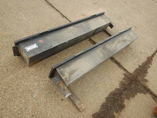 EDDINS 6FT TRUCK SIDE TOOLBOXES