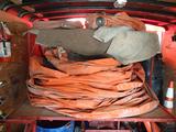 AIR CUSHIONS USA AIR BAG LIFTING SYSTEM,  (3) STARTER BAGS + (7) BIG BAGS,