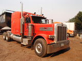 1994 PETERBILT 379 EXTENDED HOOD TRUCK TRACTOR, 186,389+ mi (not actual),