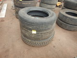 (3) ASSORTED SIZED TIRES