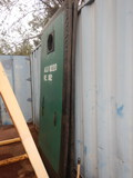 REEFER BULKHEAD DOORS